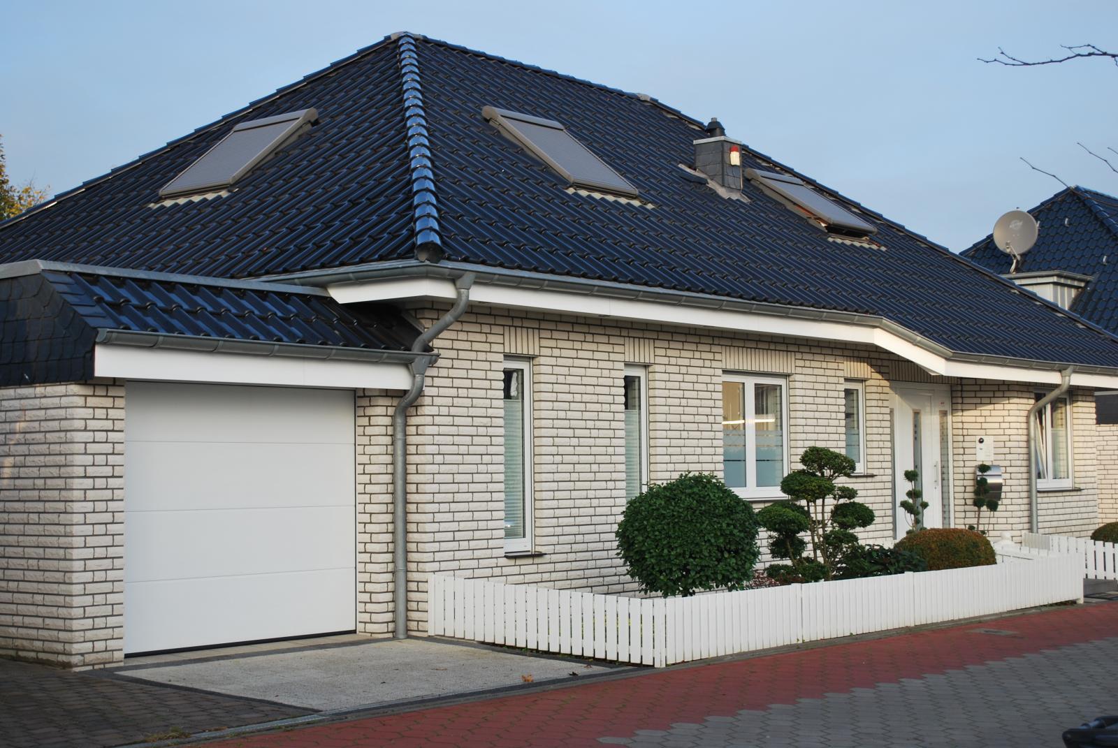 Neubau eines Bungalows, MoersUtfort  AIP Wohnen